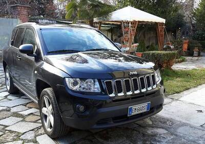 Jeep Compass CRD Limited usata