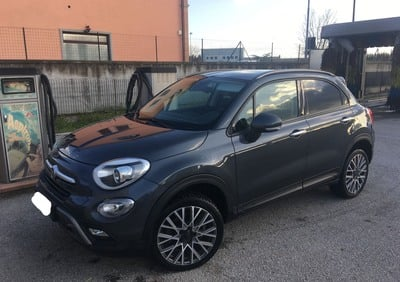Fiat 500X 2.0 MultiJet 140 CV AT9 4x4 Cross Plus usata