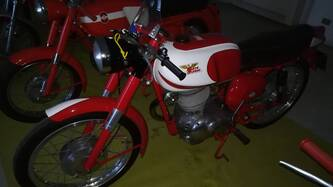 Morini Tresette Sprint 175 epoca