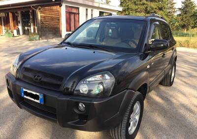 Hyundai Tucson 2.0 CVVT 16V Active usata
