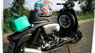 Lambretta j50 epoca