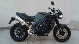 Triumph Speed Triple 1050 (2005 - 11) usata