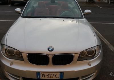 BMW Serie 1 Cabrio 120d  Futura
