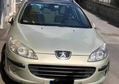 Peugeot 407 2.2 aut. Féline usata