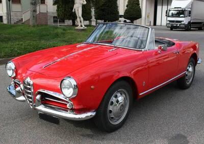 Alfa Romeo Giulietta Spider  epoca