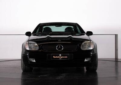 Mercedes-Benz MERCEDES – BENZ 230 Brabus K1 ( Basis R 170) – 1998  epoca
