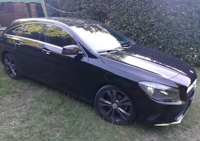 Mercedes-Benz CLA Shooting Brake 180 d Sport