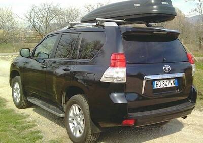 Toyota Land Cruiser 3.0 D4-D 5 porte usata