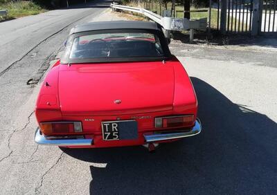 Fiat 124 sport spider  epoca