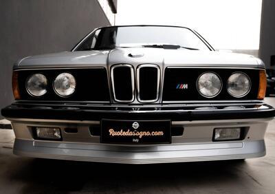 BMW Serie 6 Coupé M635 CSi usata