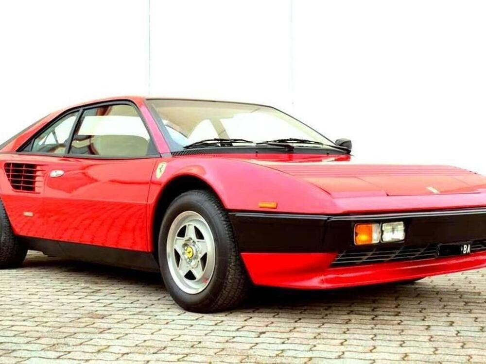 Ferrari Mondial 8 F108 MONDIAL8