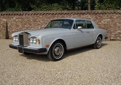 Rolls Royce Corniche  epoca