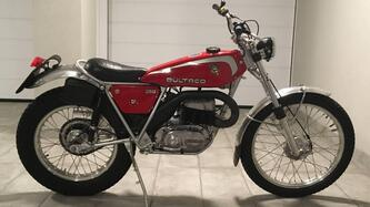 Bultaco T 350 MOD. 159A epoca