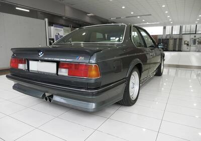 BMW M 635 csi  epoca
