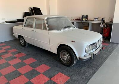 Alfa Romeo Giulia 4 fari   epoca