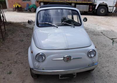 Fiat 500 berlina  epoca