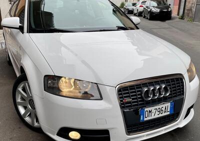 Audi A3 Sportback 2.0 TDI 170 CV F.AP. S tronic Ambition