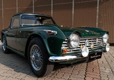 Triumph TR4 A   epoca