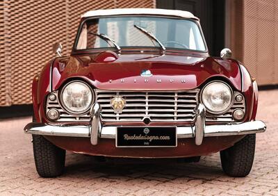 Triumph TR 4 SPORT   epoca