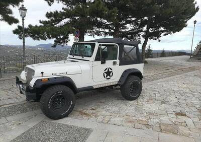 Jeep Wrangler yj   epoca