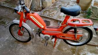 Bimotor Motobimm epoca