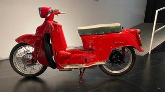 Moto Guzzi Galletto epoca