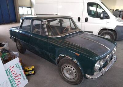 Alfa Romeo giulia 1600 ti  epoca